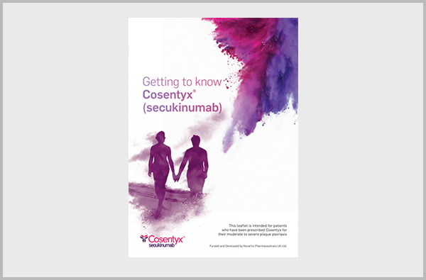 Cosentyx® (secukinumab) patient resources