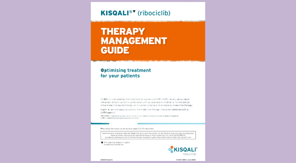 Preview of therapy management guide