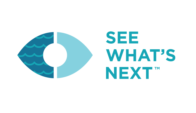 See What's Next logo