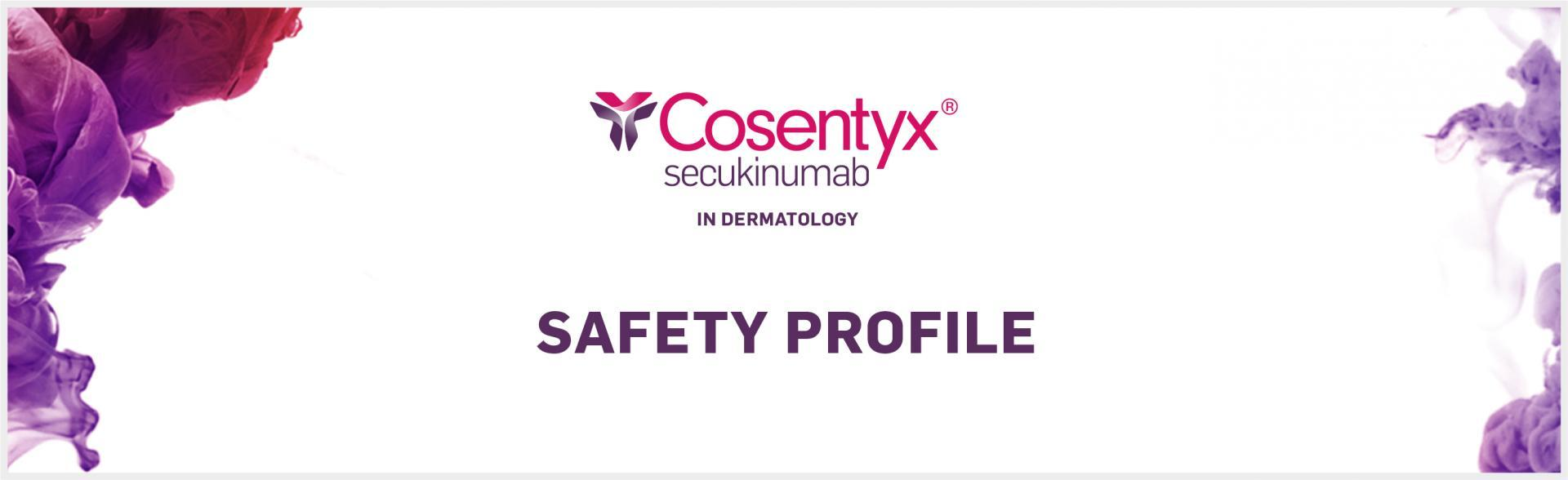 Top Banner: Safety profile