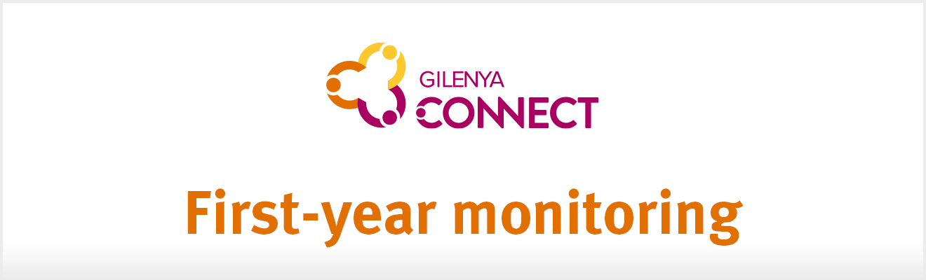Top Banner. GILENYACONNECT logo.