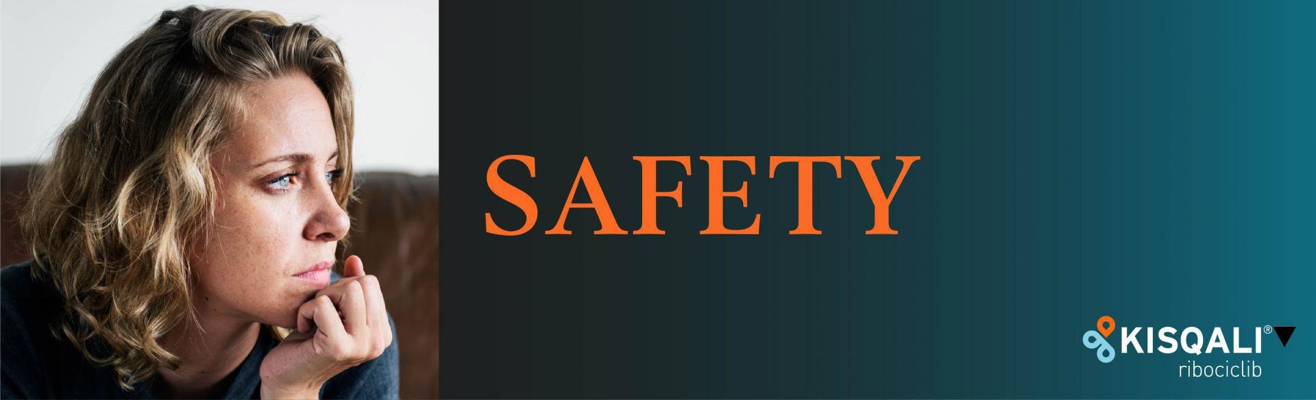 Woman headshot. SAFETY