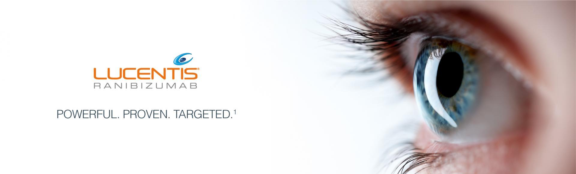 Close-up image of eye