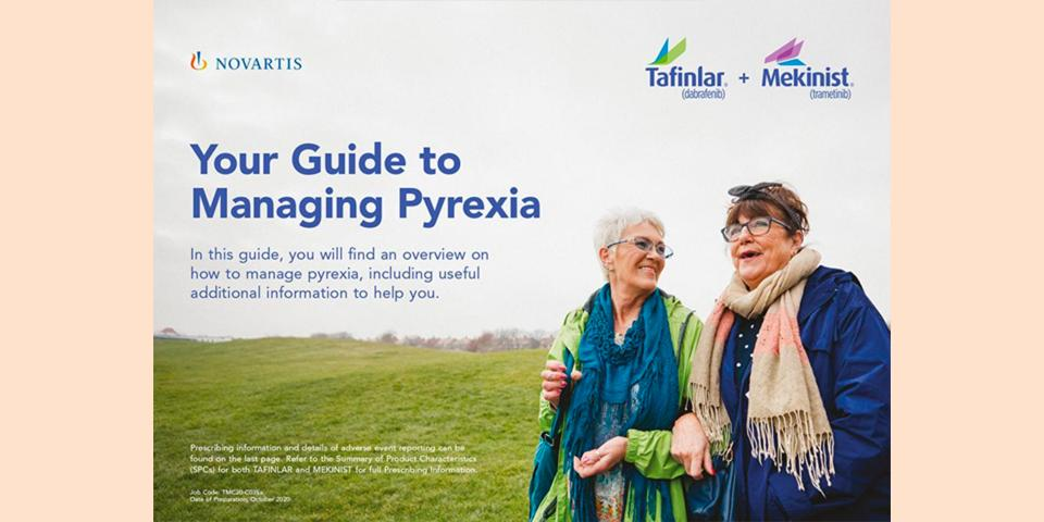 Your guide to managing pyrexia
