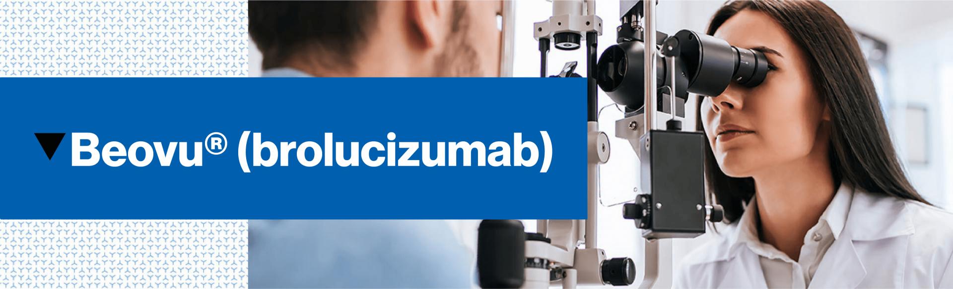 Top banner. Beovu (brolucizumab)