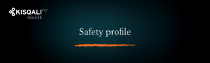 Top banner. Safety profile