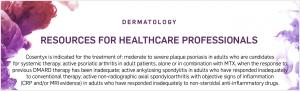 Top banner. Dermatology resources for healthcare professionals